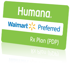 Humana Walmart Prescription Rx Plan – Part D